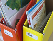 childrens Book Boxes